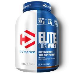 Dymatize Elite Whey - 2100g - Strawberry Blast 4,6lb
