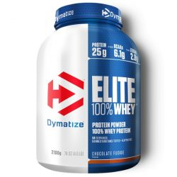 Dymatize Elite Whey New - 2100g - Smooth Banana