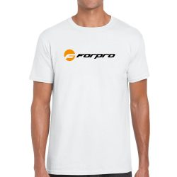Man Forpro T-shirt - White M