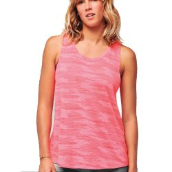 Ladies Tank Top - Fluo Pink S