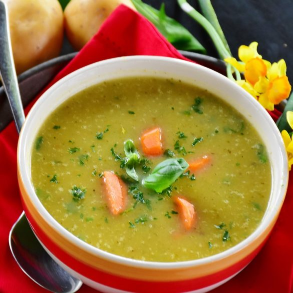 Forpro High Protein Soup Vegetables Cream - 30,5 g 5999104000205 2023.01.