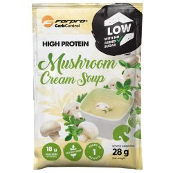 Forpro High Protein Soup Mushroom Cream - 28 g 5999104000168 2023.02