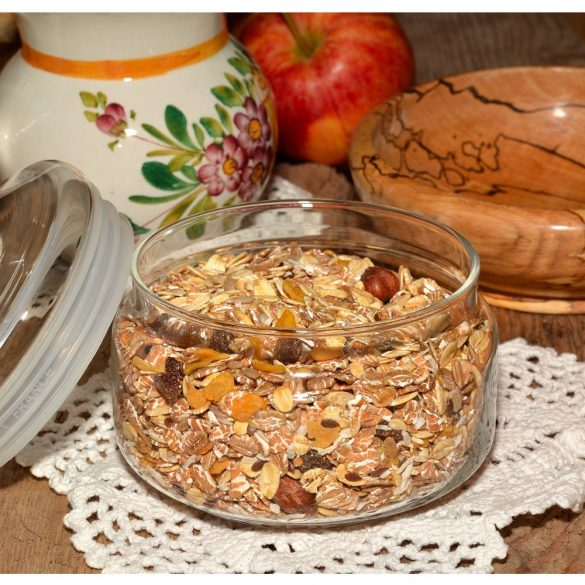 Forpro High Protein Muesli with fruits - 500g 5999104000762 2022.02.19