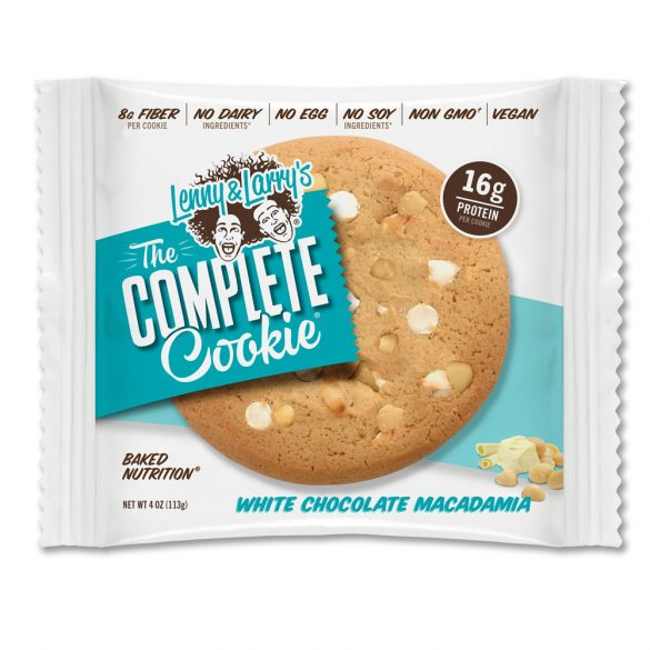 Lenny & Larry's, The Complete Cookie White chocolate macadamia
