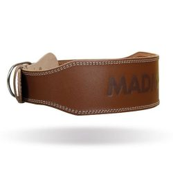 MADMAX Full Leather Chocolate Brown
