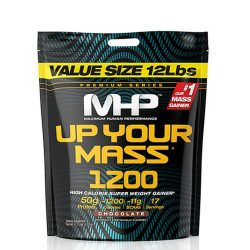 MHP Up Your Mass 1200 (12 lbs) Chocolate