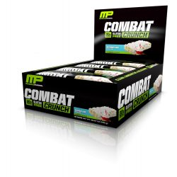 MusclePharm Combat Crunch Bar - 63g