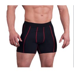 MADMAX Compression Shorts Red