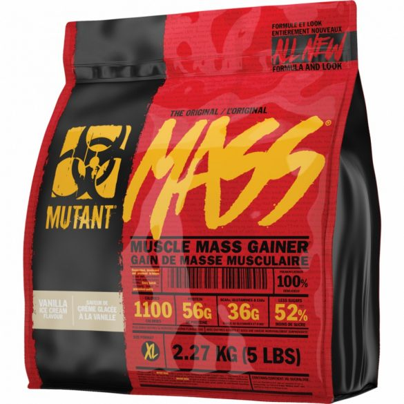 Mutant Mass 2,27kg - Triple chocolate