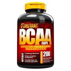 Mutant BCAA Caps - 200 kapszula