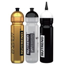 Nutrend Sport bottle 1000ml kulacs - nozzle black