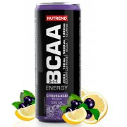 Nutrend BCAA Energy 330ml Citrus+Acai