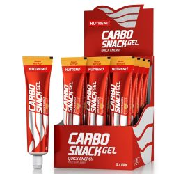 Nutrend Carbosnack tubus Apricot - 50g