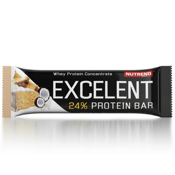 Nutrend Excelent Protein bar 85g - Pineapple-Coconut