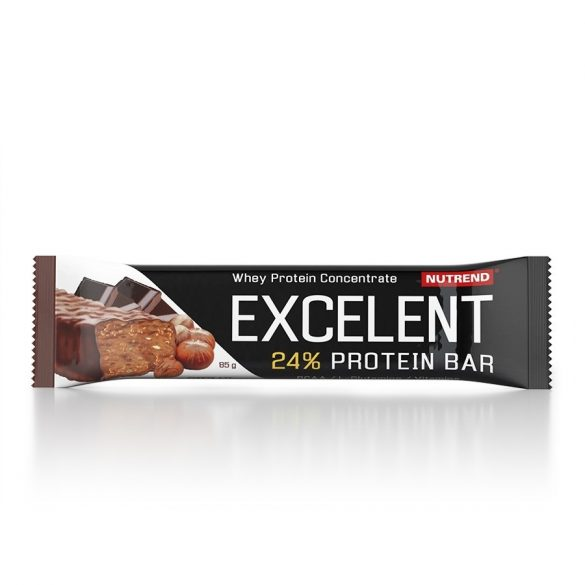 Nutrend Excelent Protein bar 85g - Chocolate+Nuts