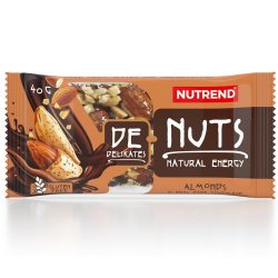Nutrend DeNuts 40g (35) Almond in dark chocolate