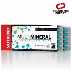 Nutrend Multimineral Compressed Caps