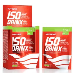Nutrend Isodrinx Tasakos 5×35g - Fresh Apple