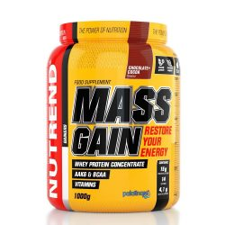Nutrend Mass Gain Muscle Gainer 1000 g
