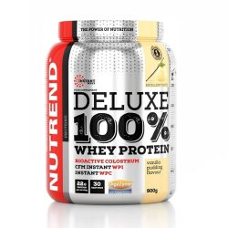 Nutrend Deluxe 100% Whey Protein 900g