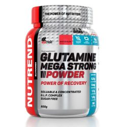 Nutrend Glutamine Mega Strong Powder - 500 g