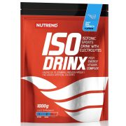 Nutrend Isodrinx 1000g with caffein - Blue Raspberry