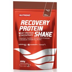 Nutrend Recovery Protein Shake 500g - Chocolate+Cocoa