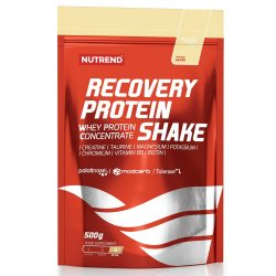 Nutrend Recovery Protein Shake 500g - Vanilla