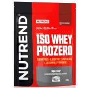 Nutrend Iso whey Prozero 500 g - chocolate brownies