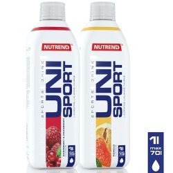 Nutrend Unisport 1000ml - Elderflower