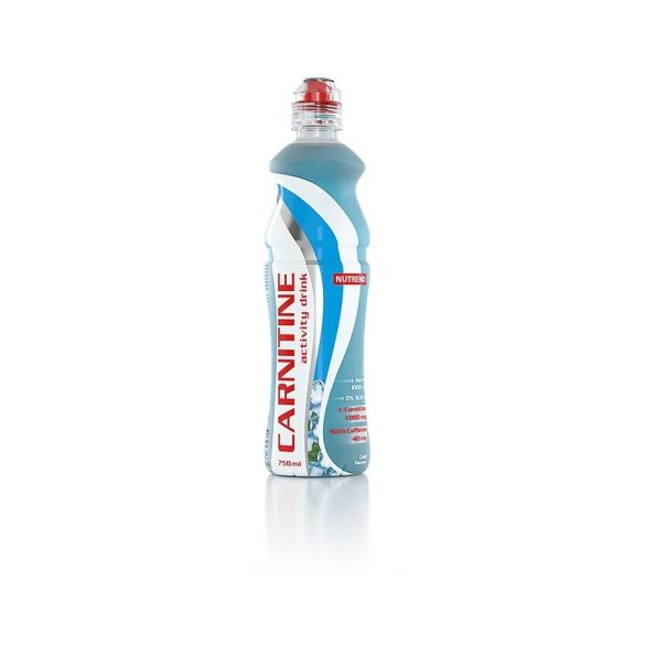 Nutrend Carnitine Activity Drink Koffeinnel 750ml - Cool