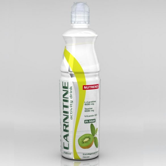Nutrend Carnitine Activity Drink 750ml - fresh grepfruit