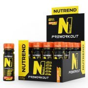 Nutrend N1 Pre-Workout Booster 20 x 60 ml Shot
