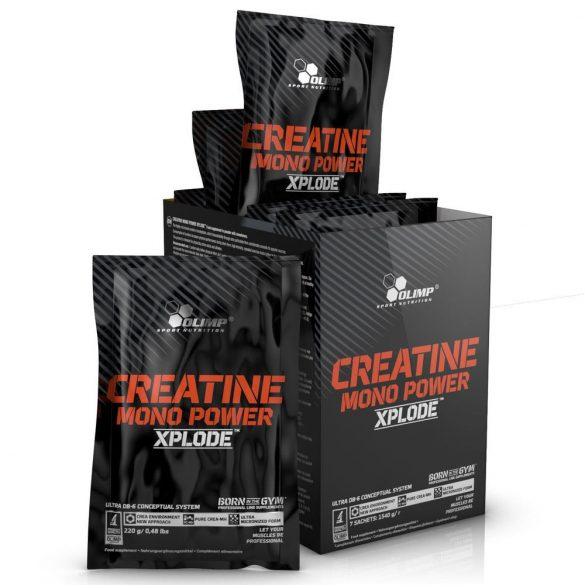 Olimp Creatine Mono Power Xplode 220g