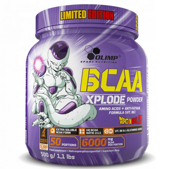 Olimp BCAA Xplode Powder Limited Edition 500g - Forest Fruit