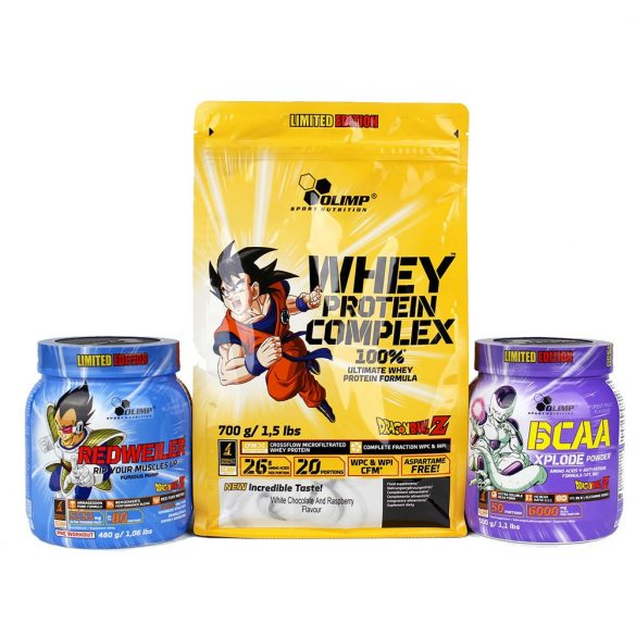Olimp Whey Protein Complex Limited Edition 700 g