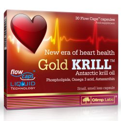 Olimp Labs Gold Krill - 30 kapszula