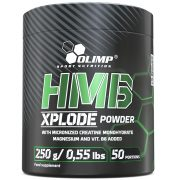Olimp HMB Xplode Powder 250 g - Orange