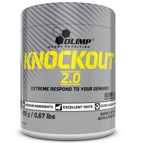 Olimp Knockout™ 2.0 305g - citrus punch