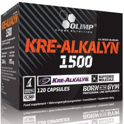Olimp Kre-Alkalyn 1500 Mega Caps