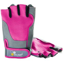 Olimp Fitness One gloves (pink)