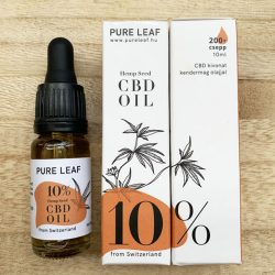 Pure Leaf 10% CBD olaj - 10 ml