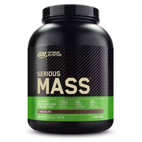 ON Serious Mass 2,73kg - Chocolate