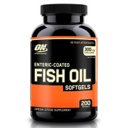 Optimum Nutrition Enteric Coated Fish Oil