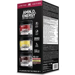 ON Amino Energy Trial Size Pack - 3x90g