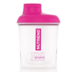 Nutrend Shaker Opal White & Magic Magenta 300 ml