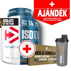 Dymatize Iso 100 New Version 2200 g