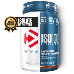 Dymatize Iso 100 New Version 900 g