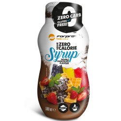 Forpro Near Zero Calorie Syrup - Double Chocolate 5999104000151 2021.11.10.