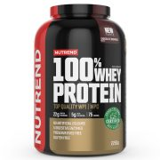 Nutrend 100% Whey Protein 2250g  - Chocolate Brownies